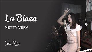 Download lagu LA BIASA - NETTY VERA COVER BY ICA RISA