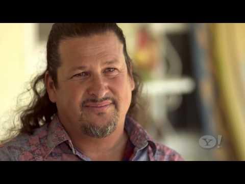 Surfer dedicates his life to Healing