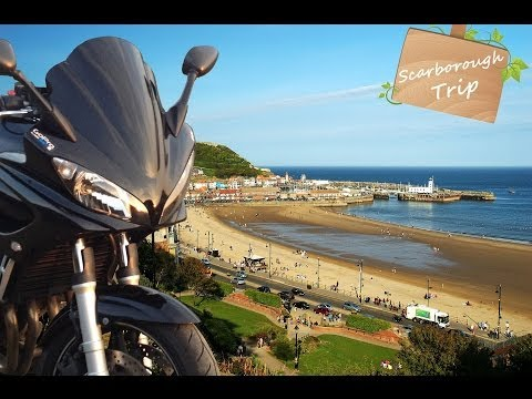 Ride out to Scarborough