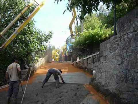 Pavimentel como se hace el hormig n impreso modo - Hormigon impreso galicia ...