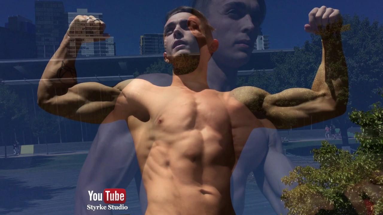 Australian Teen Bodybuilder Isaac Arnold Classic Styrke Studio Youtube