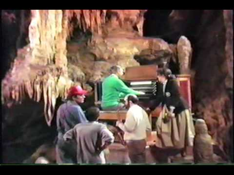 Behind The Scenes With Mr Rogers At Luray Caverns Youtube