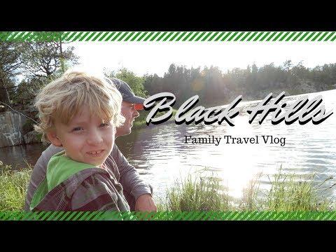 Family Travel Vlog- Blacks Hills South Dakota Day 1