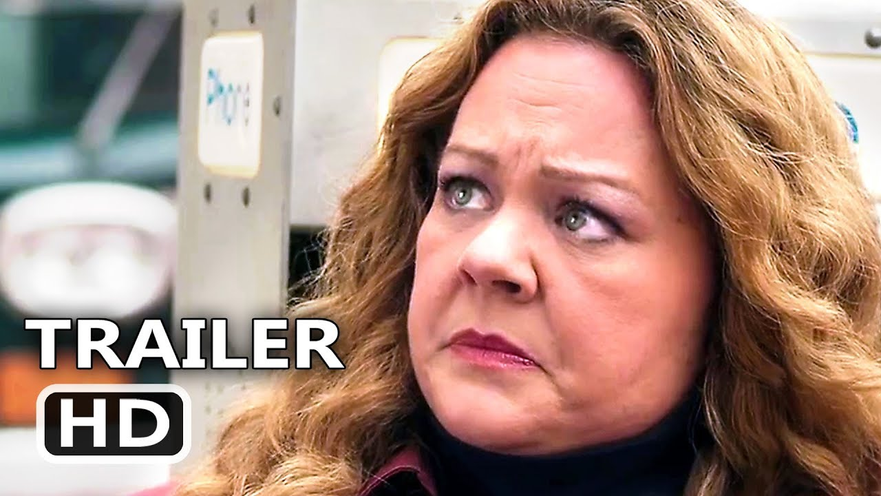 The Kitchen Official Trailer 2019 Melissa Mccarthy Action Movie Hd