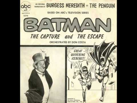Burgess Meredith - The Escape