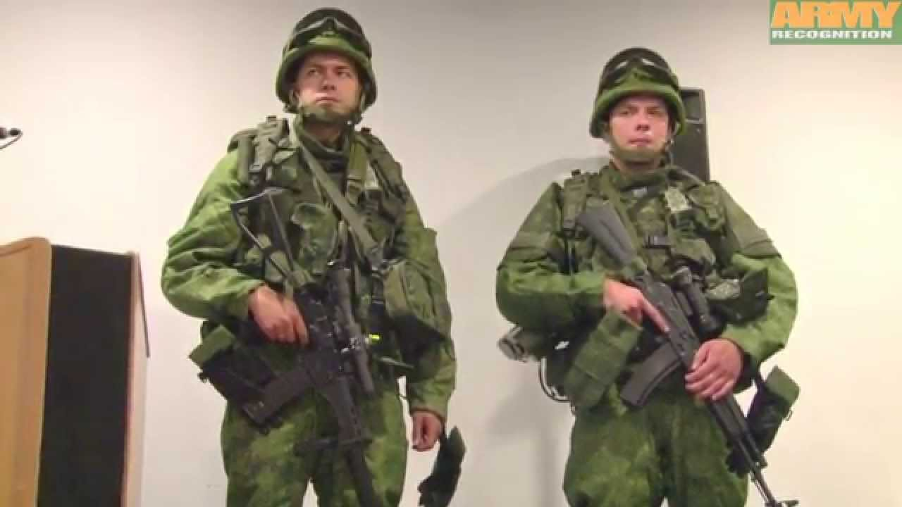 In Russia, a new kind of military