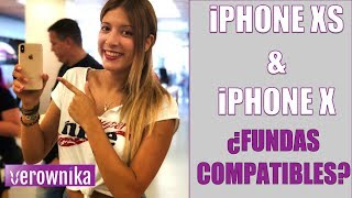 iPhone Xs y fundas iPhone X comparativa | ¿Son compatibles?