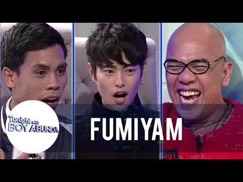 FumiYam's hilarious fast talk   TWBA