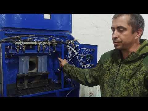 стенд для проверки, и промывки топливных форсунок, своими руками
