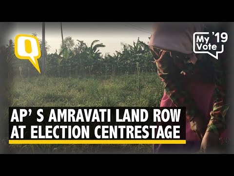 In AP's Future Capital Amaravati, Land Row at Election Centrestage | The Quint