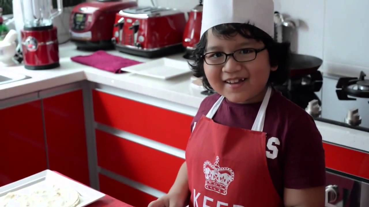 Danish Harraz Cooking Video For Inspirasi Dapur Magazine
