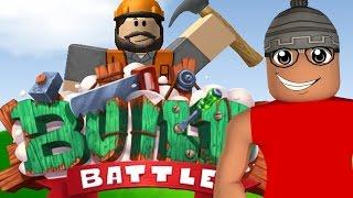ROBLOX-The Best builder (Build Battle)