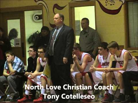 2 26 16 North Love Christian Coach Tony Cotelleso