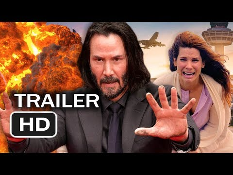 Speed 3 - Flight Risk (Keanu Reeves Sandra Bullock) 2020 Movie Trailer Parody