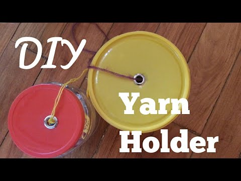 DIY Yarn Holder