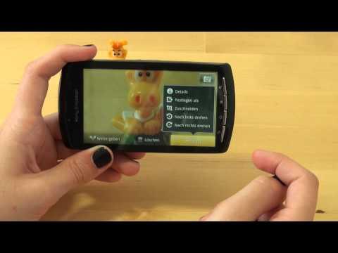 Sony-Ericsson Xperia Play Test Kamera
