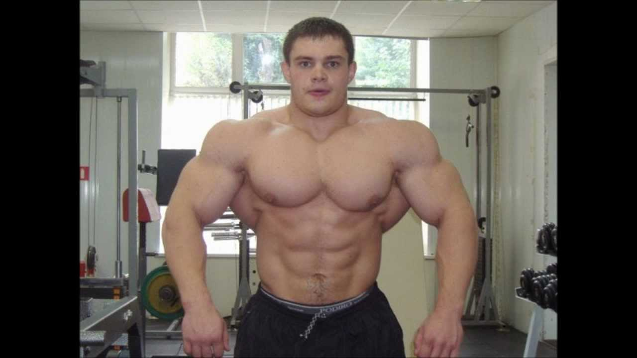 Alexey Lesukov BEASTLY TRANSFORMATION!! - YouTube