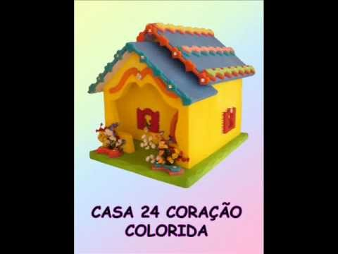 Festas Infantis - Casas Isopor from YouTube · Duration:  1 minutes 36 seconds