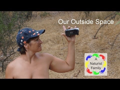 A Naturist Family #8 - Our Outside Space thumbnail