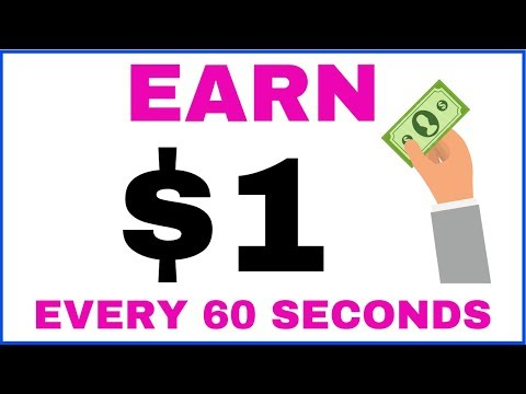 Earn $1 Every Min Right Now (Real Proof Inside)