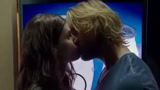 Alexandra Daddario Hot kissing scene
