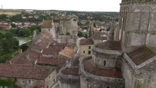 Chauvigny, where medieval power meets nuclear power. A France Revisited Video