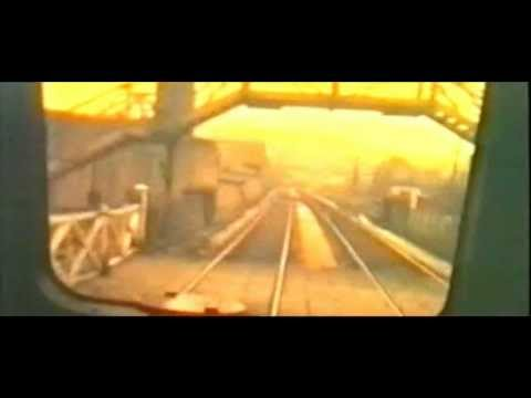 Bury to Bacup train 1966 - full journey.