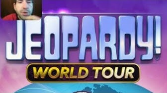 JEOPARDY! World Tour by Sony | Free Mobile Trivia Game | Android / Ios Gameplay HD Youtube YT Video