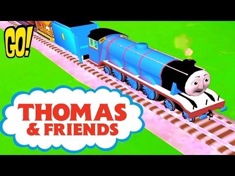 Паровозик Томас и его друзья Игра