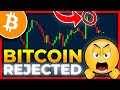 *INSANE* BITCOIN PERFECT REJECTION + Target!!!!  BITCOIN Price Prediction 2021 // Bitcoin News Today