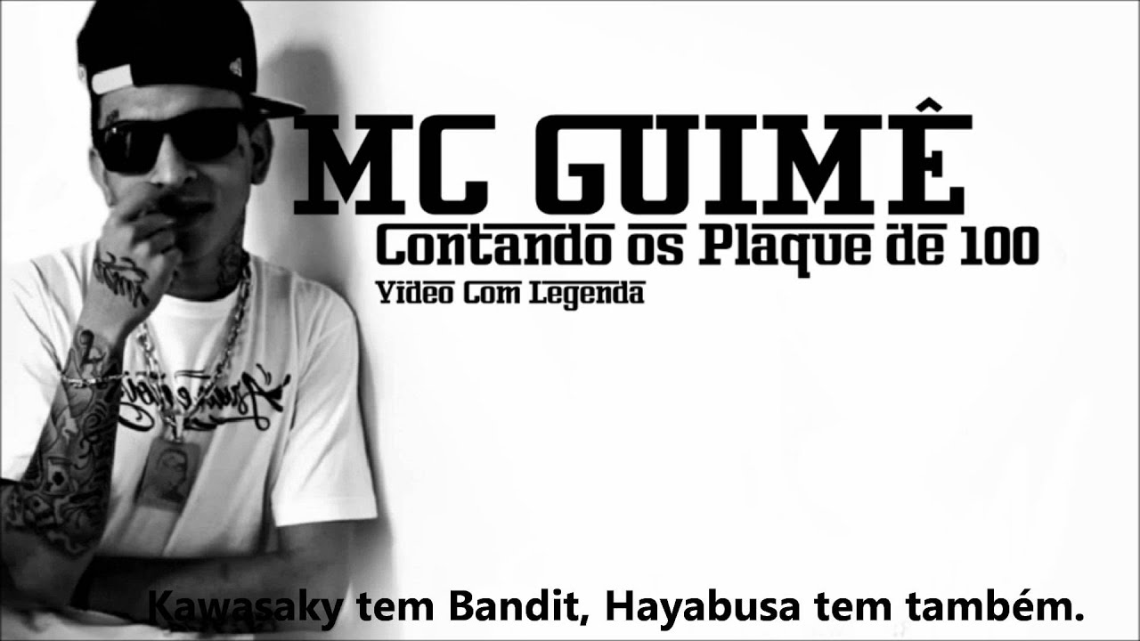 100 BAIXAR DE PLAQUE GUIME MC MUSICA CONTANDO