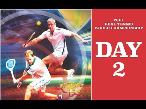 2016 World Championship - Day 2