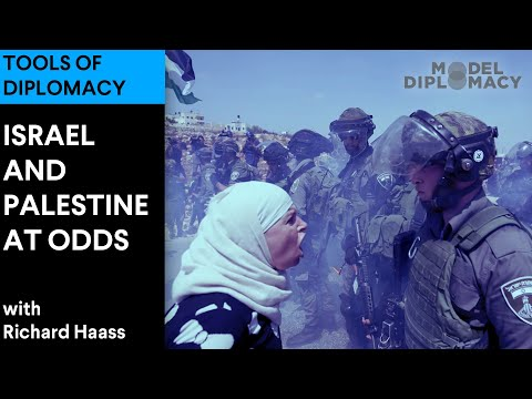Israeli-Palestinian Conflict Explained | Model Diplomacy