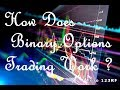 How does binary options trading work ??? - YouTube