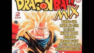 Dragon Scatt Scat Wave Mix (Dragon Ball Mix Spain 1997)