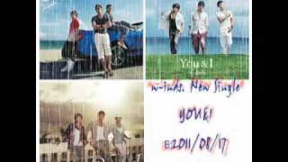 【Music Editor #1】w-inds. New Single 『YOU & I』