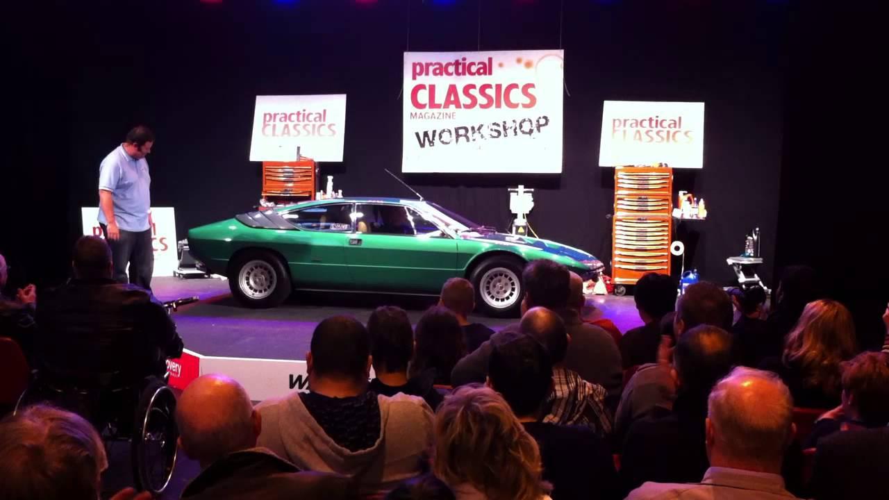 Wheeler Dealer Classics Reunited Nec 2013 Lamborghini Urraco
