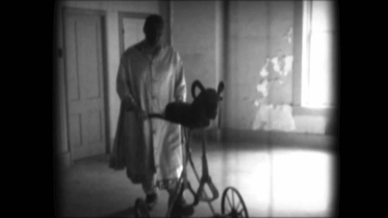 Fraternity Hazing, early 1900's: Preparing the Goat WEIRD & CREEPY!
