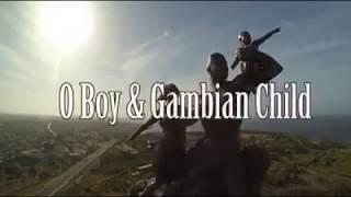 O BOY & GAMBIAN CHILD - KESENG KESENG  (Official video ) gambian music
