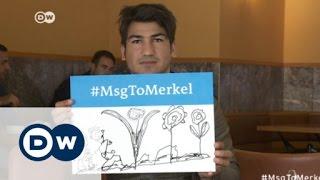 رسالة إلى ميركل من لاجئين في ألمانيا | الأخبار