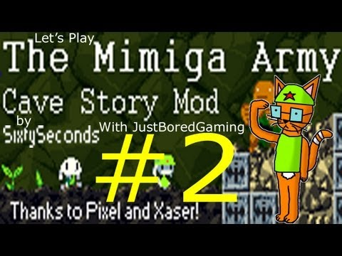 Cave Story: Mimiga Army Style - Part 2 - The Surface
