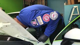 Remplazó de parabrisas 2011-2018 Porsche Cayenne por Alfredo's Auto Glass