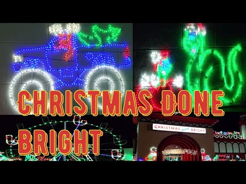 Christmas Done Bright.Christmas Done Bright In Sevierville Tennessee