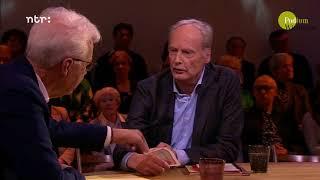 Werner Herbers in Podium Witteman 14-01-2017