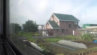 JR五能線 五所川原→川部【キハ40系・825D】 2020.08.08 JR Gonō Line