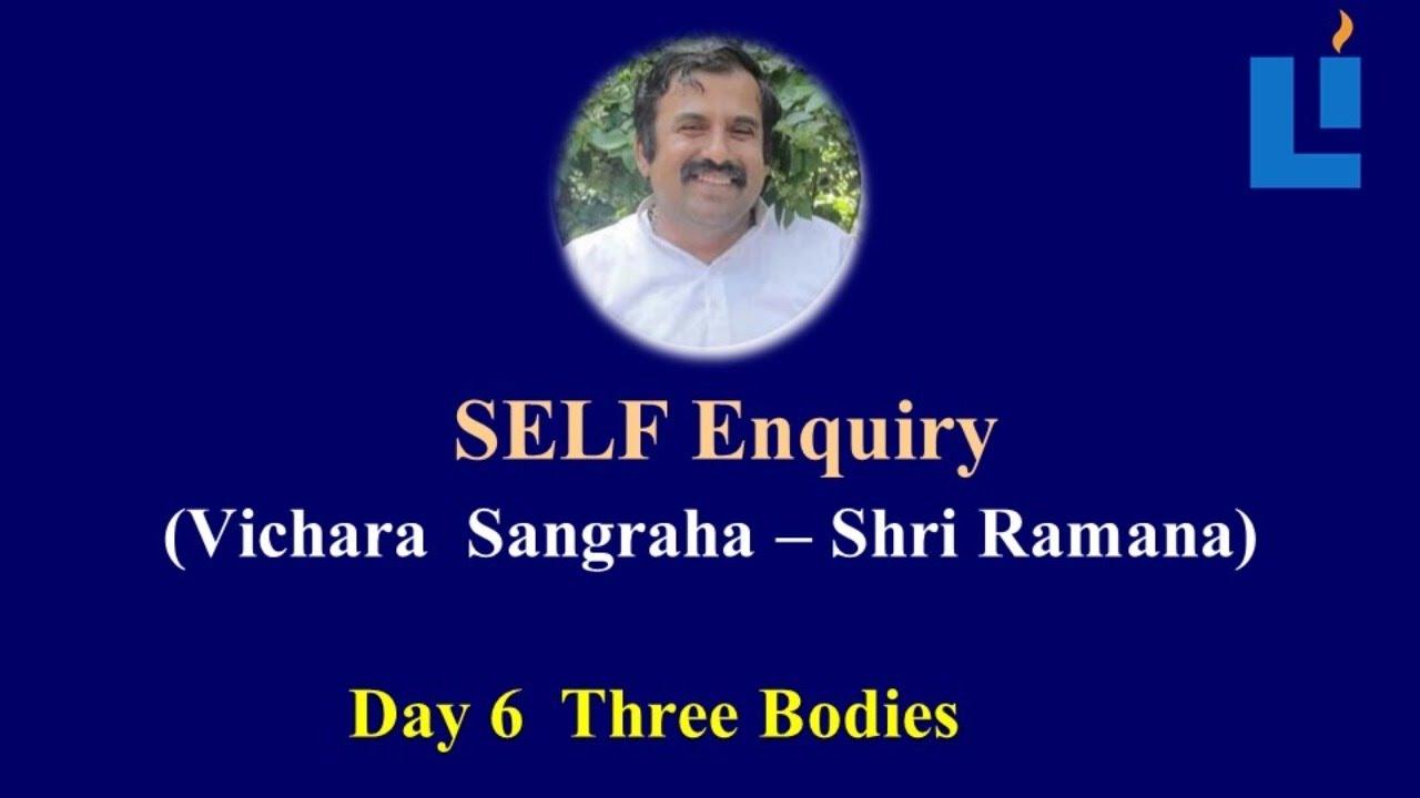 Download Three Bodies D6  #vicharasangraha #selfenquiry #vicharamarg #advaita