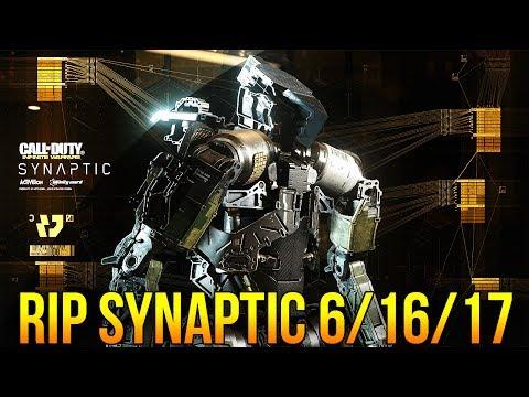R.I.P. SYNAPTIC: PROPULSION GETS NERFED AGAIN! (Infinite Warfare Update)