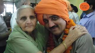 INDIAN STORY ANIL SHARMA , BJP LEADER , NEW DELHI