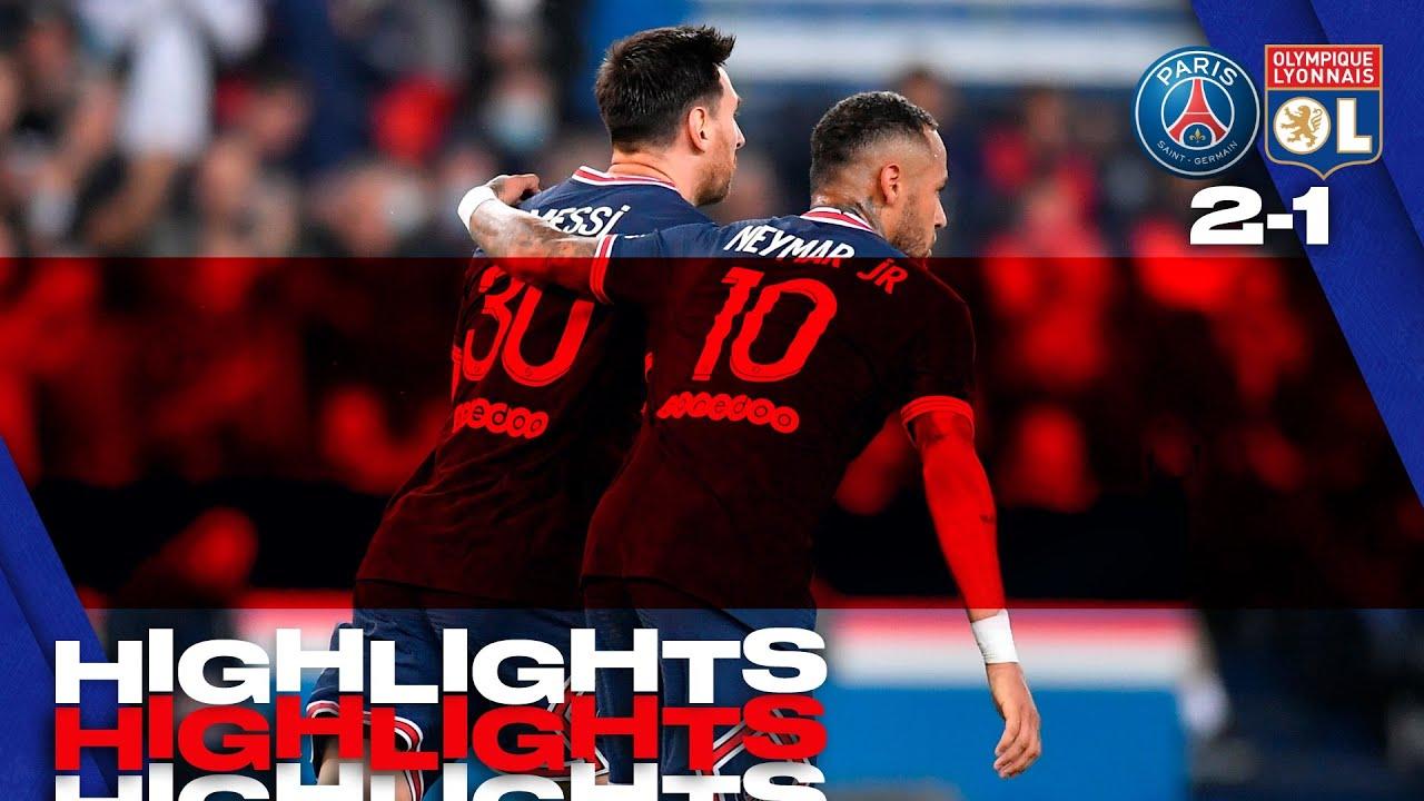 Download HIGHLIGHTS   Paris Saint-Gemain 2-1 Olympique Lyonnais