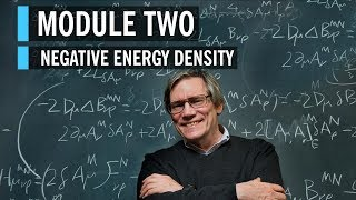 Alan Guth Module 2: Negative Energy Density
